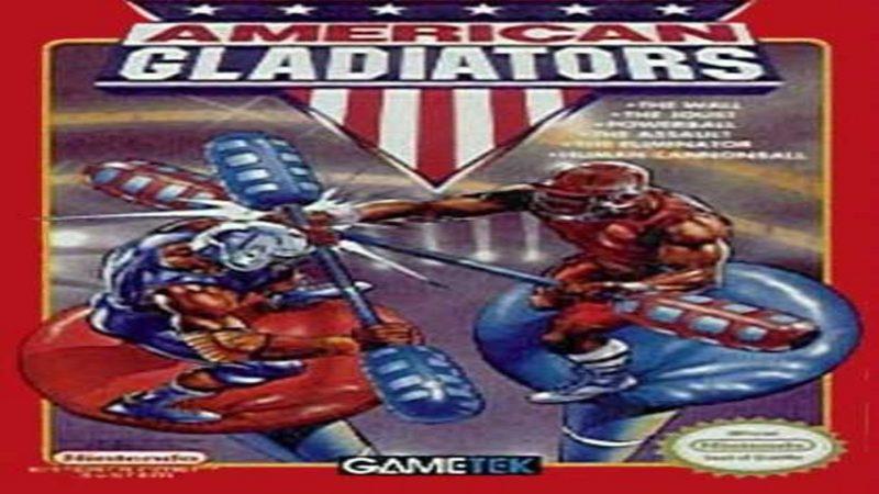 American Gladiators - pełna wersja (stare gry, DOS)