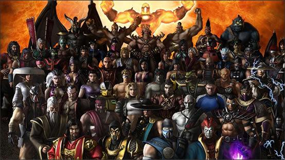 Mortal Kombat - zwiastun