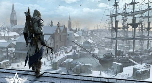 Assassin's Creed III (2012)-COMPLEX *WERSJA ENG*