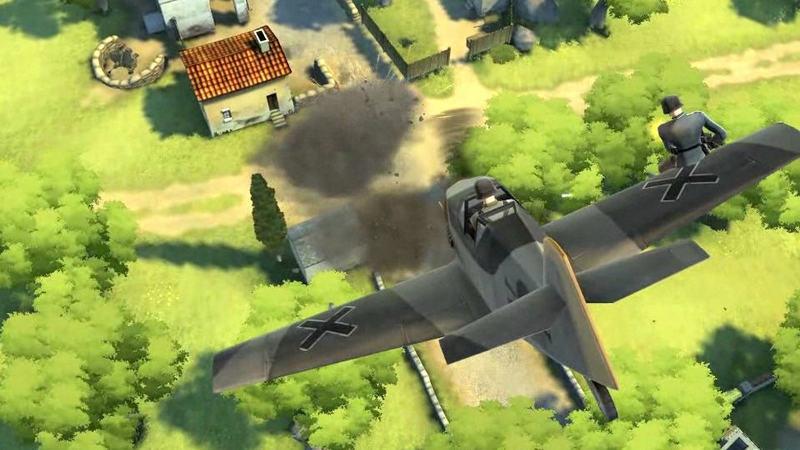 Battlefield Heroes  - gameplay trailer