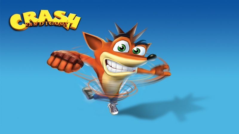 Kody do Crash Bandicoot (PSX)
