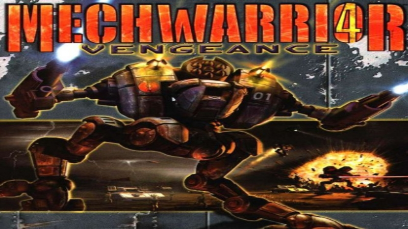 MechWarrior 4: Vengeance - Intro