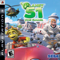 Planet 51: The Game (PS3) kody