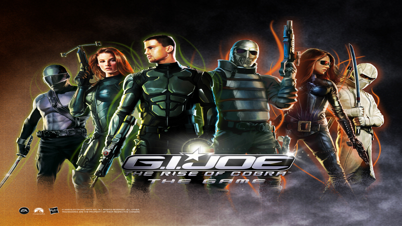 Kody do G.I. Joe: The Rise of Cobra (Xbox 360)