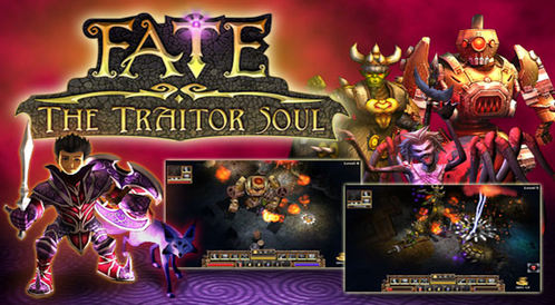 Kody do Fate: The Traitor Soul (PC)