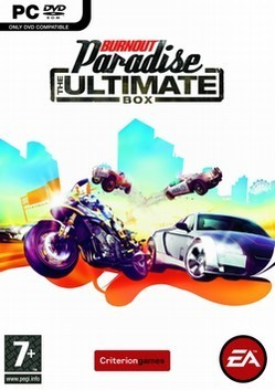 Burnout Paradise The Ultimate Box - Trailer