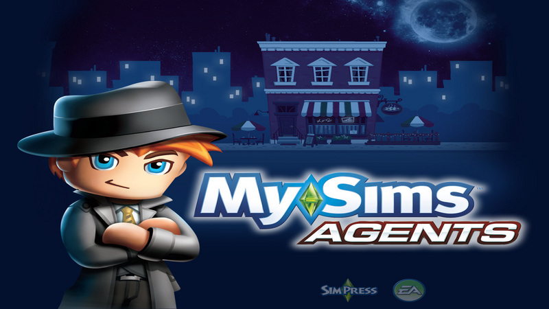 Kody do MySims Agents (Wii)