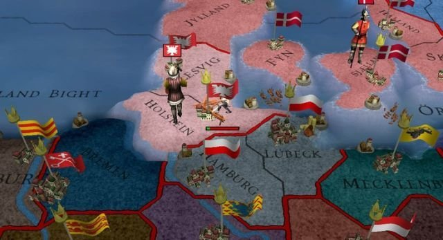 Europa Universalis III: Heir To The Throne - wersja demo