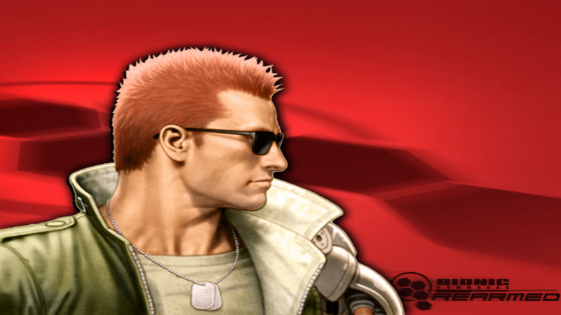 Kody do Bionic Commando: Rearmed (PS3)