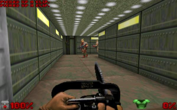Doom 2 – pełna wersja (stare gry, DOS)