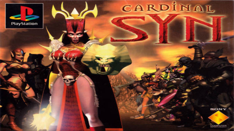 Kody do Cardinal Syn (PSX)