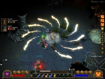 Torchlight - gameplay