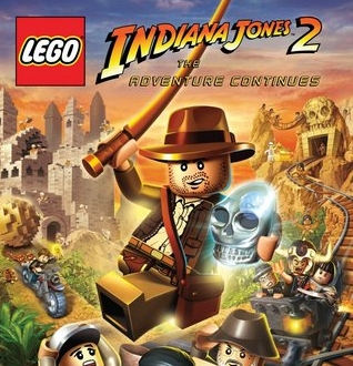 LEGO Indiana Jones 2: The Adventure Continues - Trailer (Indy Vs Tank)