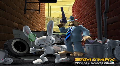 Kody do Sam & Max: Sezon 1 (PC)