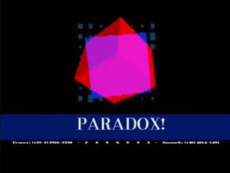 Yo! Joe! - crack intro by Paradox (Amiga)