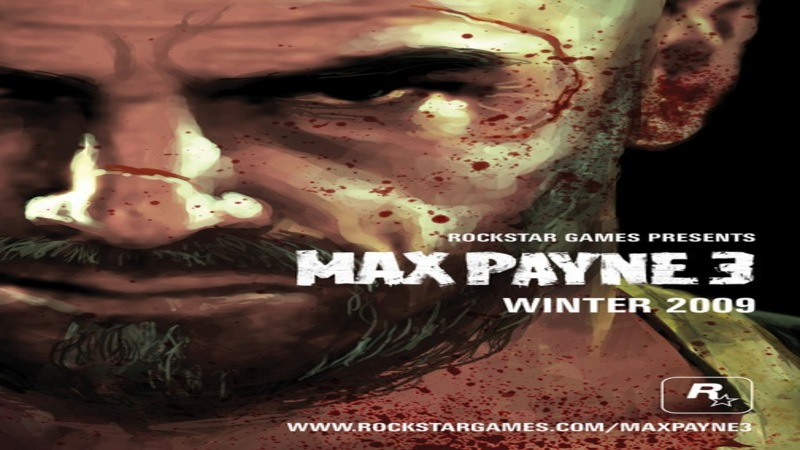 Max Payne 3- trailer (screeny)
