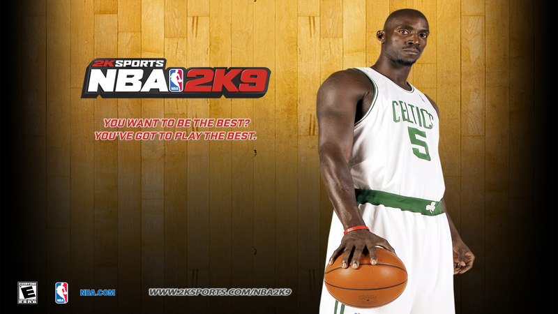 Kody do NBA 2K9 (Xbox 360)