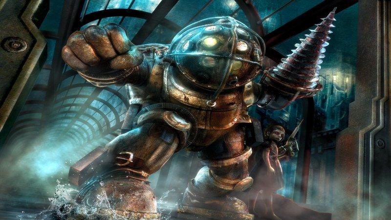Bioshock - trailer