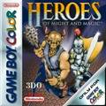 Heroes of Might and Magic (GameBoy Color) kody
