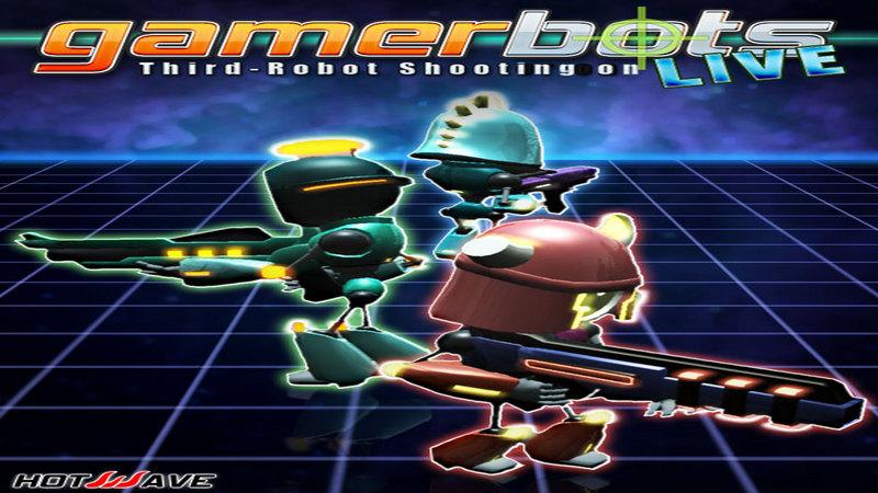 Kody do Gamerbots: Third-Robot Shooting (Xbox 360)