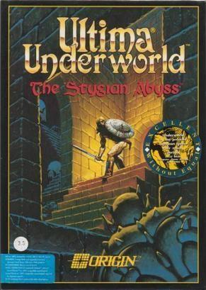 Ultima Underworld - gameplay (początek gry)