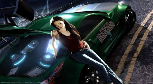 Kody do Need for Speed: Underground 2 (PC)