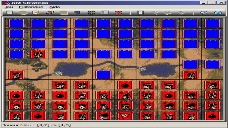 Stratego (DOS) - pełna wersja