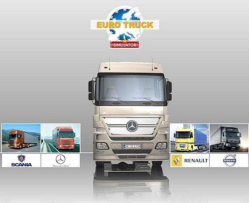 Euro Truck Simulator - Mapa Polski DK8