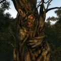 Fallout 3 - gadajace drzewo
