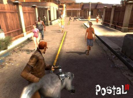 Postal 3 - gameplay