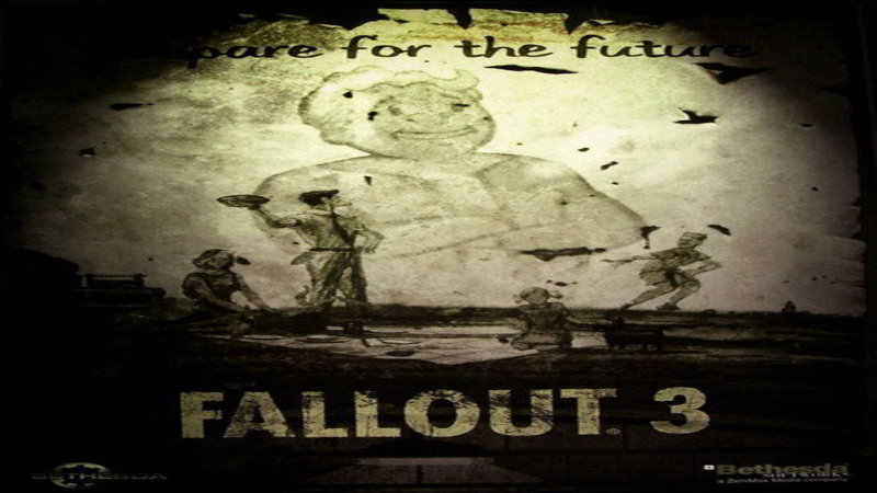 Fallout 3 - sountrack (I dont want to set the World on Fire)