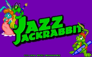 Kody Jazz Jackrabbit (PC)