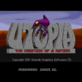 Utopia: The Creation of a Nation (Amiga) - Muzyka z menu