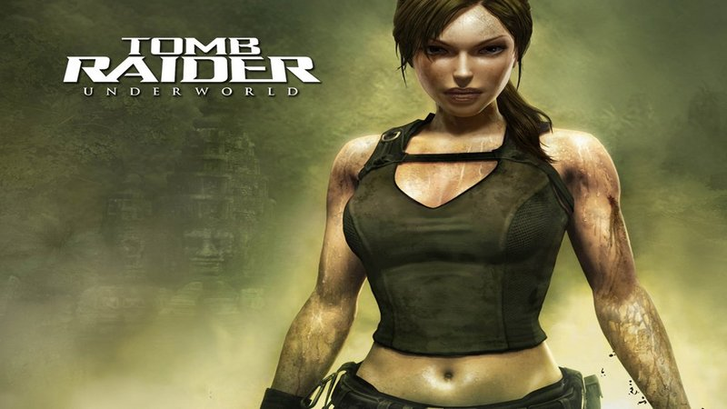 Kody do Tomb Raider: Underworld (PC)