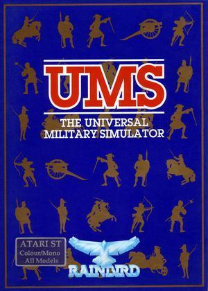 UMS: The Universal Military Simulator - Pełna wersja (DOS)