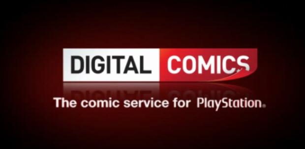 Sony PlayStation - Digital Comics (Gamescom 2009)