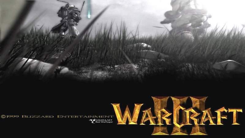 Warcraft 3 - muzyka z gry (Doomhammer's Legacy)