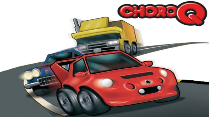 Kody do ChoroQ (PS2)