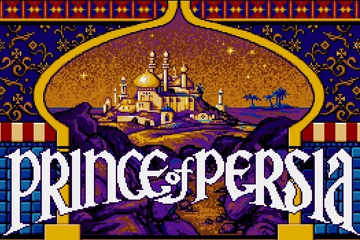 Prince of Persia (1989) - Gameplay (Drugi poziom)