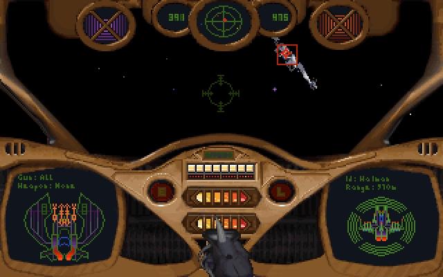 Wing Commander: Armada – pełna wersja (DOS)