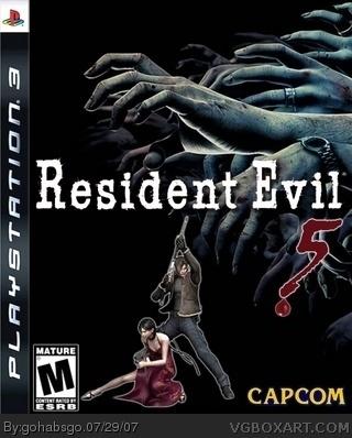 Resident Evil 5 - trailer