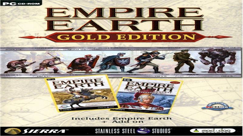 Empire Earth - intro