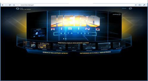 """Disney startuje z nową grą przeglądarkową - """"Hero Rusing"""""""