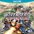The Avengers: Battle for Earth (Wii U) kody