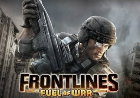 Frontlines: Fuel of War - NVidia 9600 GT Gameplay