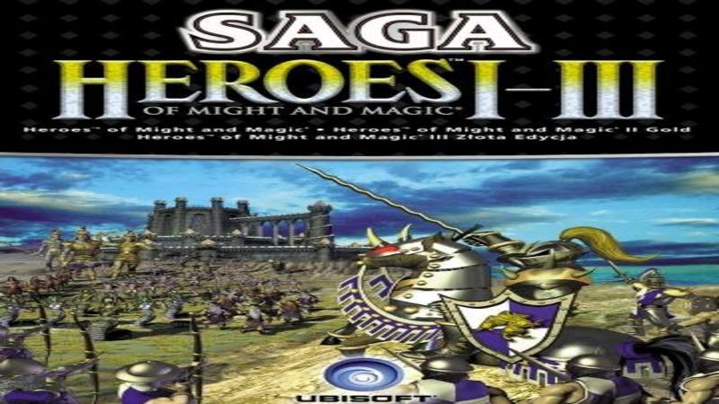 Saga Heroes I-III (PC) - Prezentacja gry (CD Projekt)