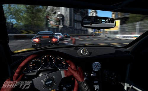 Need for Speed Shift - patch 1.2 (nowe auta)