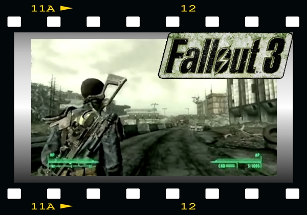Fallout 3 - gameplay