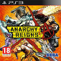 Anarchy Reigns (PS3) kody
