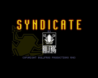 Syndicate - Intro